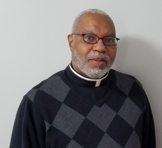 Photo of Reverend Mr. Calvin Bailey