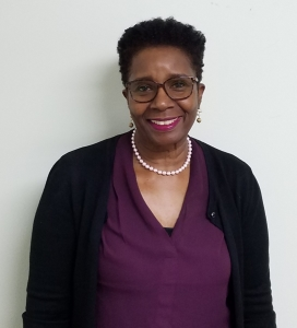 Photo of Ms. Angela Harris