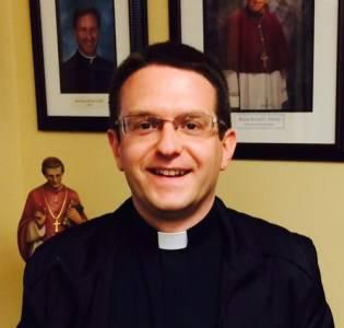 Photo of Rev. Dawid Krzeszowski