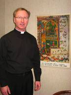 Photo of Rev. Michael Parker
