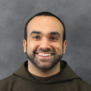 Photo of Fr. William (Will) Tarraza, O.F.M., Cap.