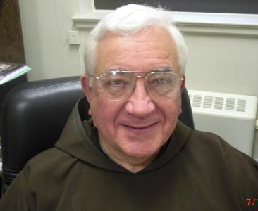 Photo of Father William Winters, O.F.M., Cap.