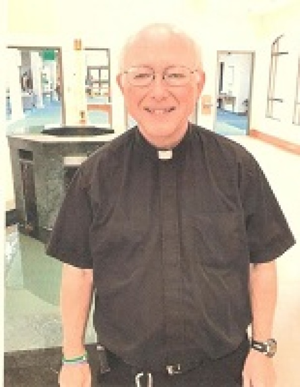 Our Priest, Father Paul Connolly