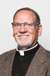 Photo of Fr. Bill Mackenzie