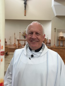 Photo of Fr. Chris Michelson