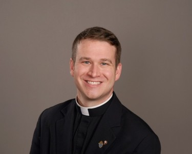 Photo of Reverend Steven Arisman
