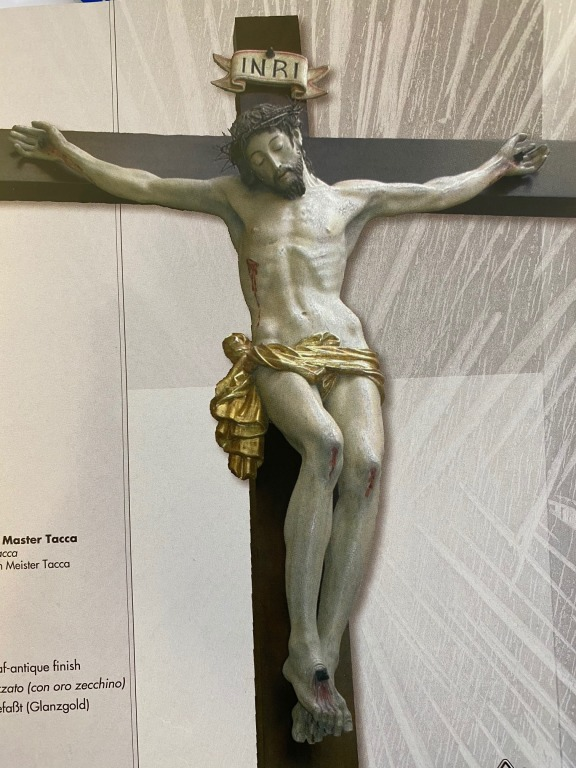 Holy Family's Crucifix