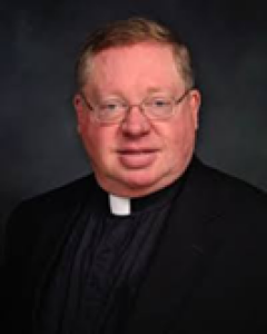 Photo of Rev. James Begley