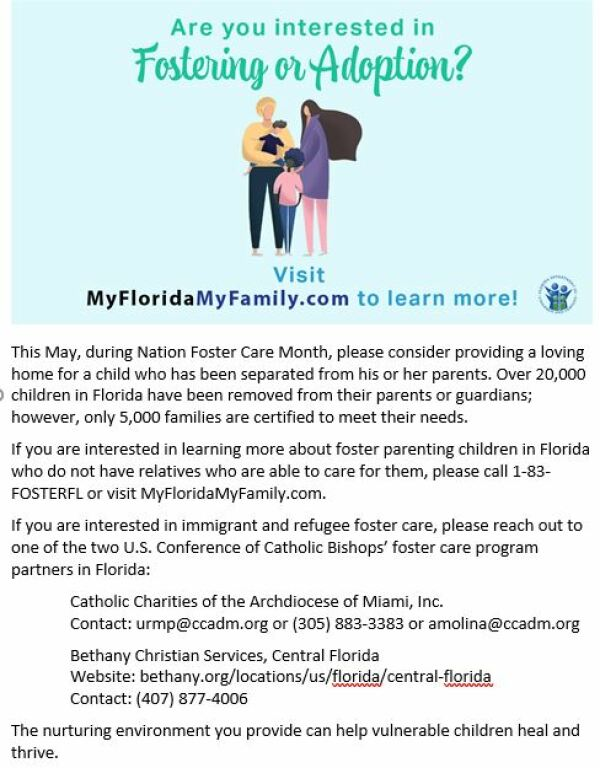 Foster Care Month