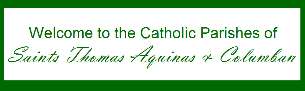 Catholic Parishes of St. Thomas Aquinas and St. Columban