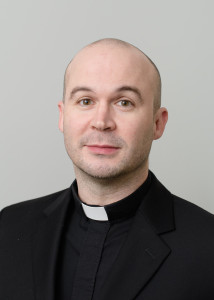 Photo of Fr. Stephen N. Wolfe, S.J.