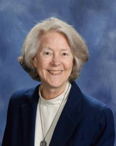 Photo of Sr. Angela Hibbard, I.H.M.