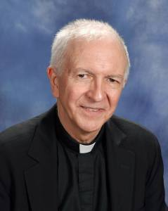 Photo of Fr. Robert Scullin, S.J.
