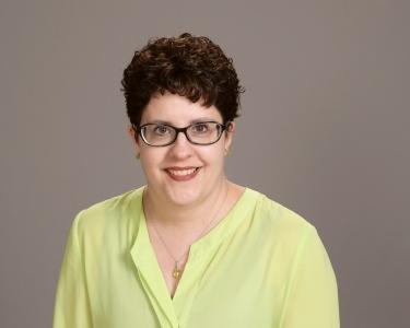 Photo of Jennifer McAllister