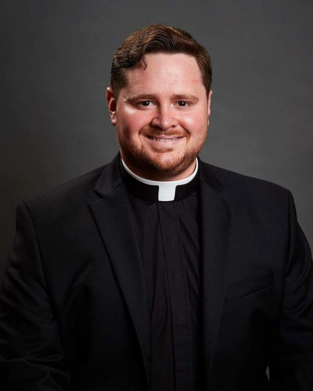 Father Korey LaVergne