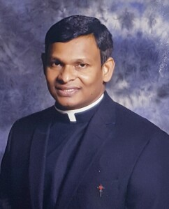 Photo of Rev Jayababu CPPS,