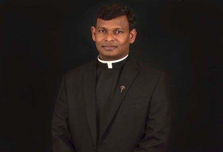 Photo of Rev Jayababu CPPS,