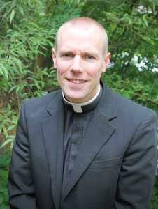 Photo of Father Nathan Reesman