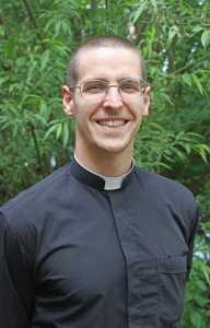 Photo of Father Andrew Infanger
