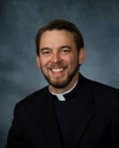 Photo of Fr. Justin Fish