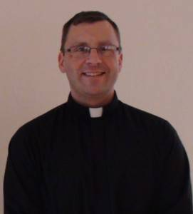 Photo of Fr. Kris McKusky