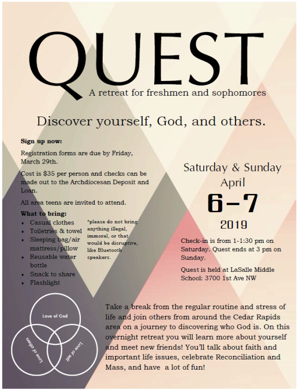Quest 2019