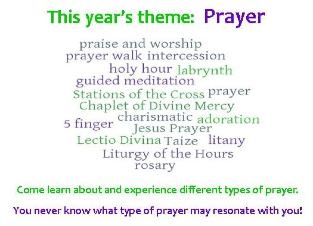 HS YM Prayer