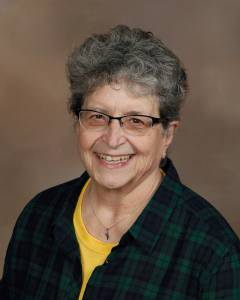 Photo of Sister Joellen Price, PBVM