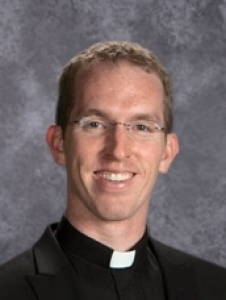 Photo of Fr. Timothy Lange