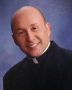 Photo of Reverend Carlos Zapata