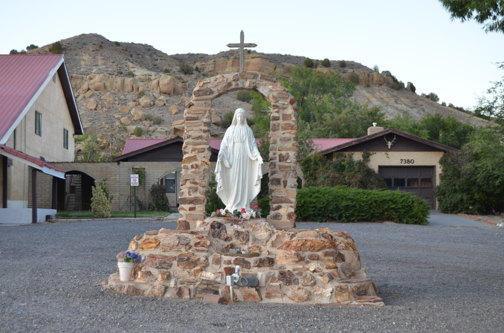 St. Rose grotto