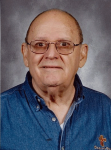 Photo of Deacon Pete Nellius