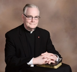 Photo of Father Wayne C. Genereux