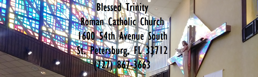 Blessed Trinity Roman Catholic Church