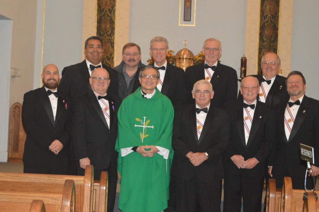 Fr. Paul Benson Council #8229 4th Degree Knights