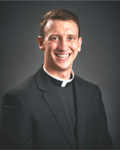 Photo of Rev. Mr. Stephen Pellessier