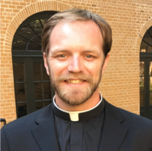 Photo of Father Garrett McIntyre