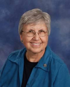 Photo of Sister Jane Mary Lorbiecki, SSND