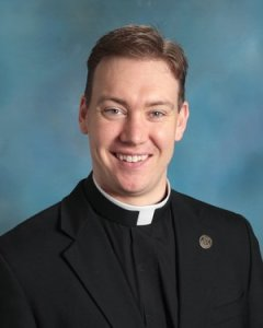 Photo of Father Andrew Linn