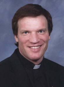 Photo of Father Tony VanderLoop