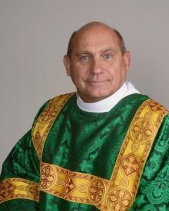 Photo of Deacon Steve Dupay