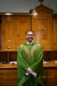 Photo of Father Stephen Yusko