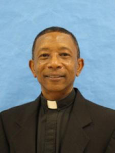 Photo of Rev. Glenn Parker, C.Ss.R.