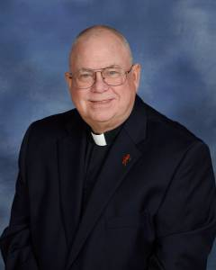 Photo of Deacon Jim Bayne