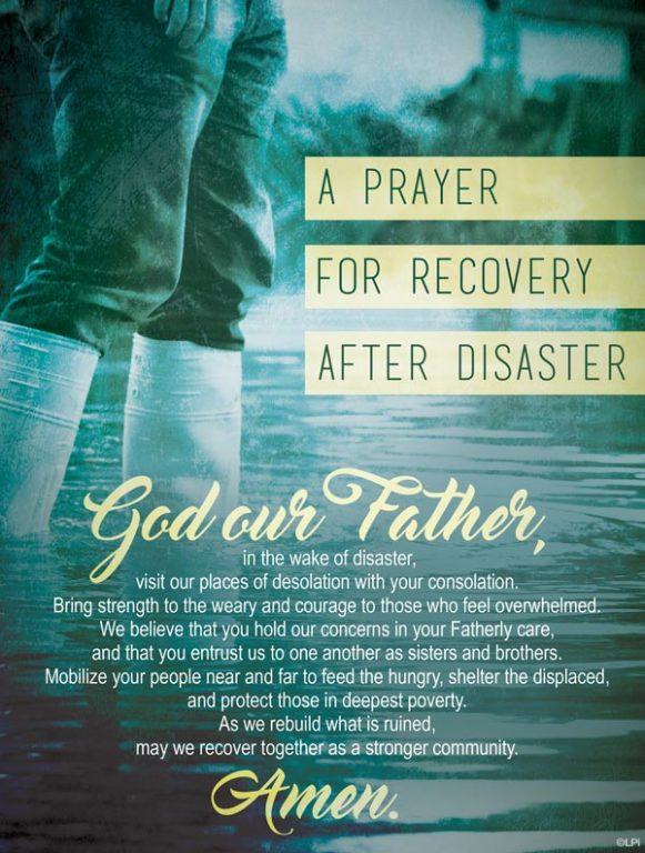 Disaster Prayer