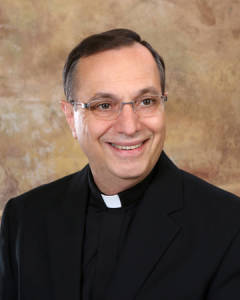 Photo of Rev. John J. Vignone