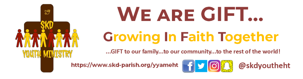 SKD Youth Ministry Banner