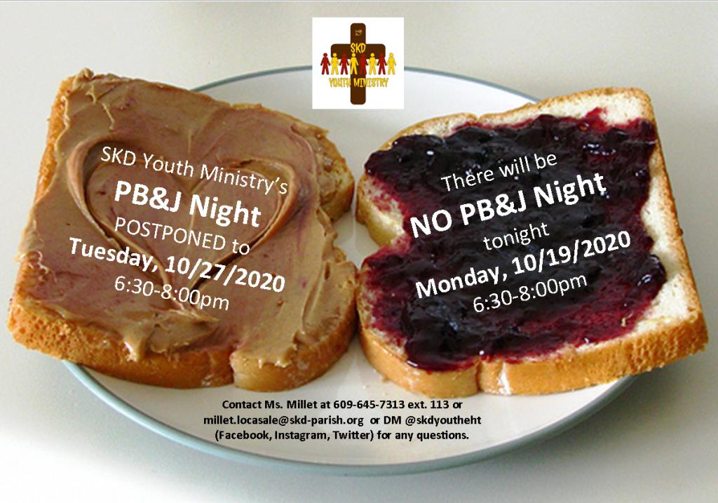 PB&J Night Moved