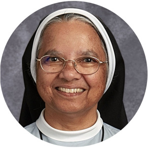 Photo of Sister Jancy Nedumkallel