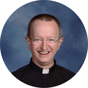 Photo of Fr. Tim Rudolphi